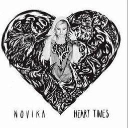 Heart Times - Novika. Książka+płyta CD - 103330