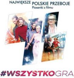#Wszystko gra. Największe polskie przeboje CD - 221705