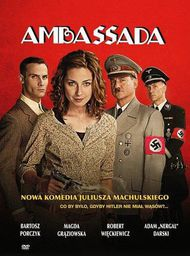 Ambassada DVD - 124747