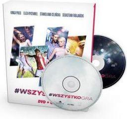 WszystkoGra DVD+CD - 234390