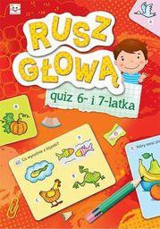 Aksjomat Rusz głową. Quiz 6- i 7-latka - 211072
