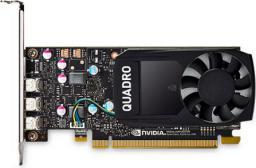 Karta graficzna Lenovo Quadro P400 2GB GDDR5 (4X60N86657)