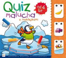 Aksjomat Quiz malucha od 4 lat (99175)