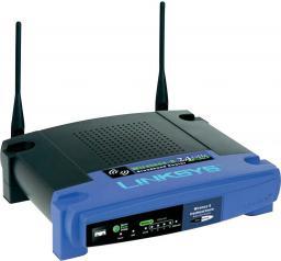Router Linksys WRT54GL-EU