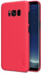 Nillkin Etui Frosted do  Samsung Galaxy S8 Plus, czerwony