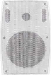 Qoltec Dwudrożny głośnik naścienny RMS 20W biały 56502