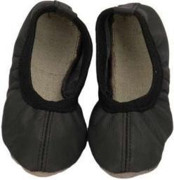 Antares Baletki damskie, rozmiar 41, czarne (34077)