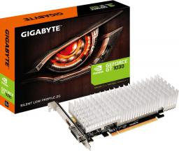Karta graficzna Gigabyte GeForce GT 1030 Silent Low Profile 2GB GDDR5 (GV-N1030SL-2GL)