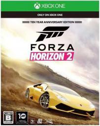 Forza Horizon 2 10th Anniversary Edition