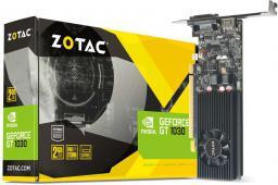 Karta graficzna Zotac GT 1030 LP 2GB GDDR5 (64 bit), DVI-D, HDMI, BOX (ZT-P10300A-10L)