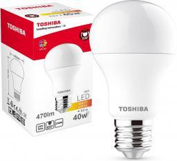 Toshiba LED A60 5.5W, 470lm, 2700K, 80Ra, E27 (00101315010B)