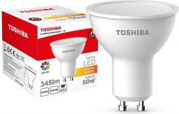 Toshiba LED PAR16 4.5W, 345lm, 3000K, 80Ra, GU10 (00601315133A)