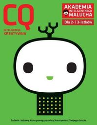 Lektorklett AIM. CQ inteligencja kreatywna dla 2-3 latków - 203123