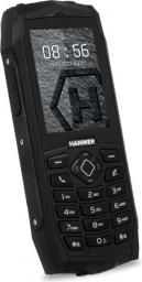Telefon komórkowy myPhone HAMMER 3 Czarny