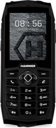 Telefon komórkowy myPhone HAMMER 3+ Czarny