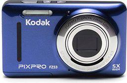 Aparat cyfrowy Kodak APARAT KODAK FZ53 NIEBIESKI
