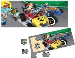 Brimarex Układanka Micey and the Roadster Racers