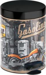 Kosz na śmieci Meliconi New Line na pedał 5L Gasoline (14004734206BA)