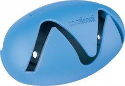 Meliconi Uchwyt na reklamówki Mangia Sport niebieski (65001364500)