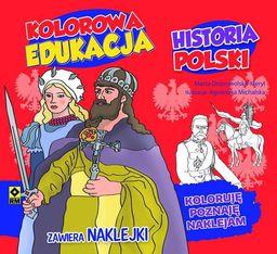 Kolorowa edukacja - Historia Polski