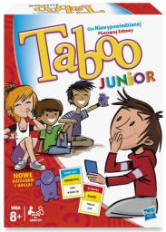 Hasbro Taboo Junior - (14334)