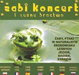 Żabi koncert i Leśne bractwo CD - 240360