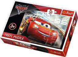 Trefl Puzzle 30 Zygzak McQueen Trefl
