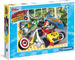 Clementoni Clementoni Puzzle 100 el. SL Mickey Roadster Racers