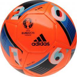 Adidas Piłka Nożna AZ1647 Szyta pomarańczowa r. 5 (12438)