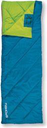 Spokey Śpiwór Muff II niebiesko-zielony 200x75 (920345)