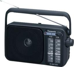 Radio Panasonic RF-2400 czarny