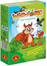 Alexander Gra planszowa Wiewiórki Mini