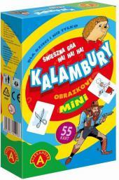 Alexander Gra planszowa Kalambury Obrazkowe Mini