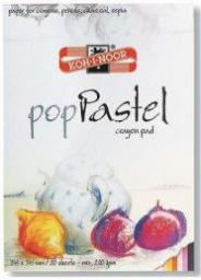 Blok biurowy Koh-I-Noor do pasteli A4/20 arkuszy Pop Pastel