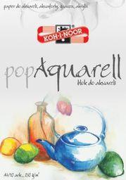 Blok biurowy Koh-I-Noor Blok akwarelowy A4 Pop aquarell - WIKR-941687
