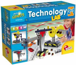 Lisciani I'm genius Technology Lab Koparki i place budowy (61303)