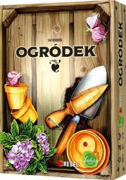 Rebel Gra planszowa Ogródek (edycja polska)