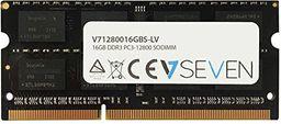 Pamięć do laptopa V7 16GB DDR3 1600MHZ CL11 (V71280016GBS-LV)