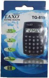Kalkulator Titanum Kalkulator Taxo TG-819 czarny
