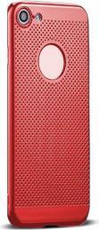 Nakładka Luxury do Samsung A3 2017 A320 czerwona (GSM028400)