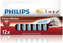 Philips Bateria Power AA / R6 12szt.