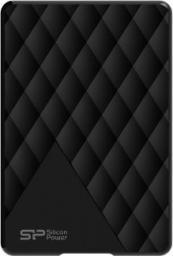 Dysk zewnętrzny Silicon Power D06 1TB + pendrive 8GB (SP010TBPHDD06S3K90)