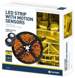 Taśma LED Platinet SMD3528 1.5m 7.2W/m 230V  (PLSB3)
