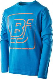 BEJO Bluza juniorska RENTE JR, rozmiar 158, kolor niebieski