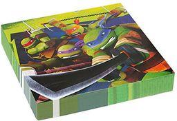 AMSCAN Serwetki Teenage Mutant Ninja Turtles (WIKR-932124)