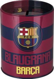 Astra Skarbonka metalowa FC Barcelona Barca Fan 4 - WIKR-1005595