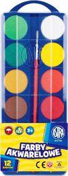 Astra Farby akwarelowe 12 kolorów - WIKR-025832