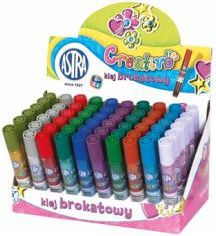 Astra Klej brokatowy 10,5 ml Creativo - WIKR-975009