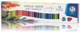 Astra Pastele suche 12 kolorów Prestige - WIKR-1037046