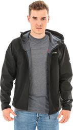 Hi-tec Męski Softshell Karry Black/Moon Grey r. XXL